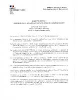 liste des conseillers du salarié de Maine et Loire aout 2020