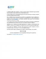 GRDF compteur gaz communicant